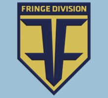 Fringe Division Badge Kids Clothes