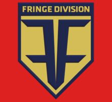 Fringe Division Badge Kids Tee