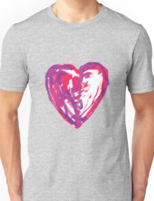 The Heart Of A Child By A Child Unisex T-Shirt