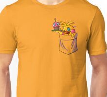 Chicky in my Pocket Unisex T-Shirt