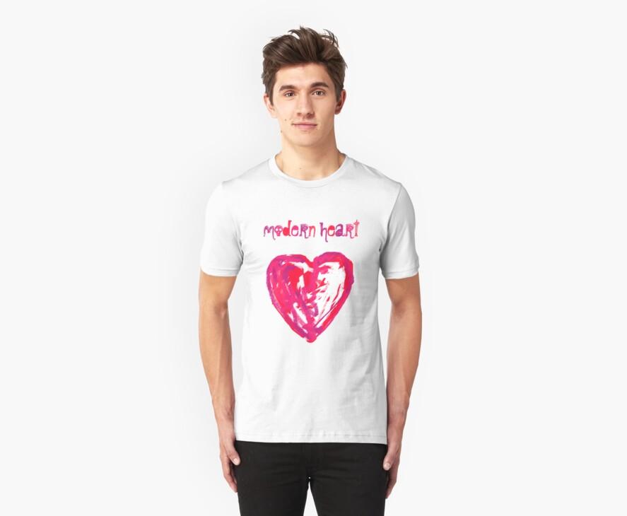 Modern Heart by wrightstuff007