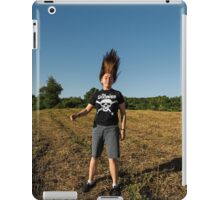 Hair, CT iPad Case/Skin