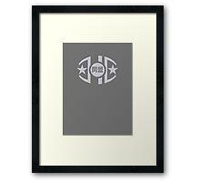 Alliance Insignia Framed Print