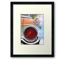 59 Ford Ranch Wagon Framed Print