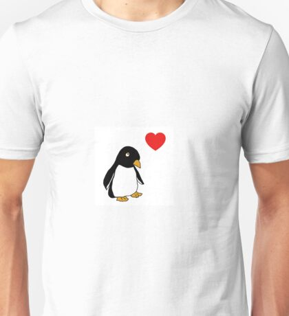 Percy the Penguin Unisex T-Shirt