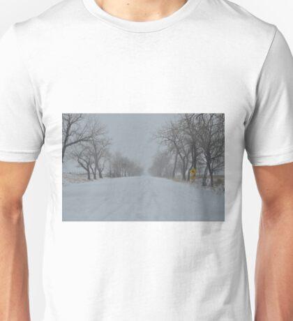 Snow Way Unisex T-Shirt