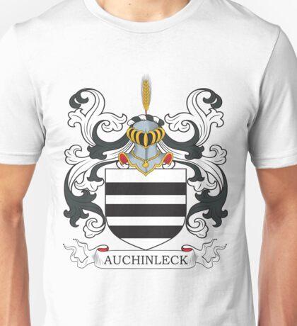 Affleck Coat of Arms Unisex T-Shirt
