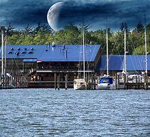 Marina Moon by Maria Dryfhout