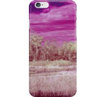Great Swamp in Infrared iPhone Case/Skin