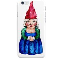 Mildred the Gnome iPhone Case/Skin
