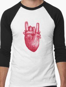 Party Heart Men's Baseball ¾ T-Shirt