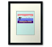 Atari Empire Framed Print