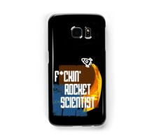 F*ckin Rocket Scientist Samsung Galaxy Case/Skin