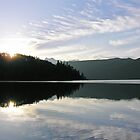 Early Morning Refelections. by Elizabeth  Dew
