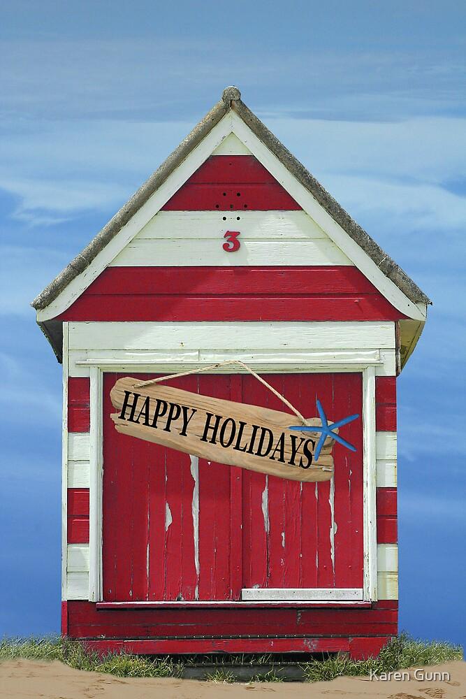~ Holiday House ~ by Karen Gunn