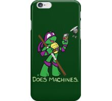 Teenage Mutant Ninja Turtles- Donatello iPhone Case/Skin