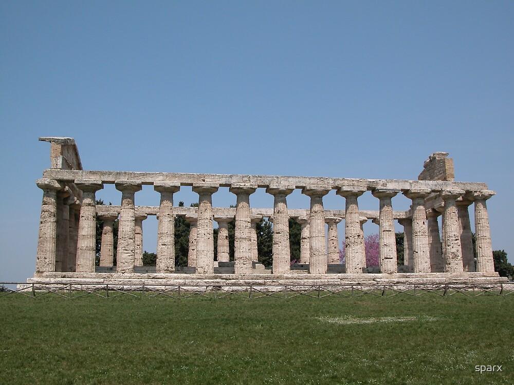 Greek Temple  by sparx