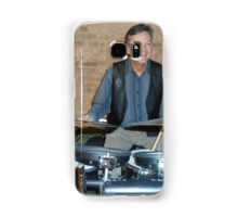 The Drummer Samsung Galaxy Case/Skin