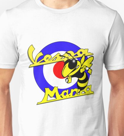Vespa Mania Unisex T-Shirt