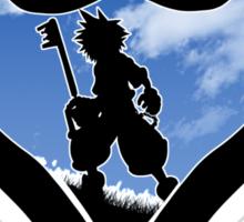 Master of Hearts! Sticker