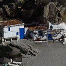 Below The Cliff, Nerja by wiggyofipswich