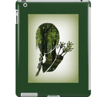 Katniss Everdeen in the Woods iPad Case/Skin