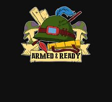 Armed and Ready - Teemo tattoo style T-Shirt