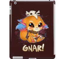 GNAR chibi - League of Legends iPad Case/Skin