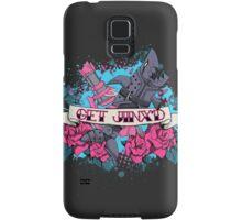 Get Jinx 'd tatto style Samsung Galaxy Case/Skin