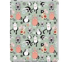 Collection of Cats iPad Case/Skin