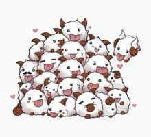 Poro bunch! League of legends Kids Clothes