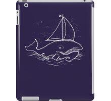 the Whaleboat iPad Case/Skin