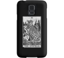 The Empress Tarot Card - Major Arcana - fortune telling - occult Samsung Galaxy Case/Skin