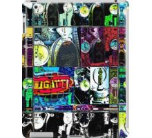Bugatti Mural iPad Case/Skin