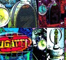Bugatti Mural Sticker