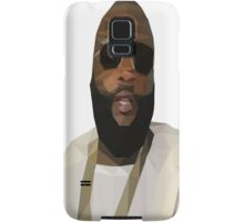 Low Poly Rick Ross Samsung Galaxy Case/Skin