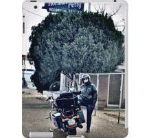 Norman Petty Studio Clovis, NM and Harley Ride iPad Case/Skin