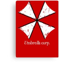 Umbrella Corp. Canvas Print