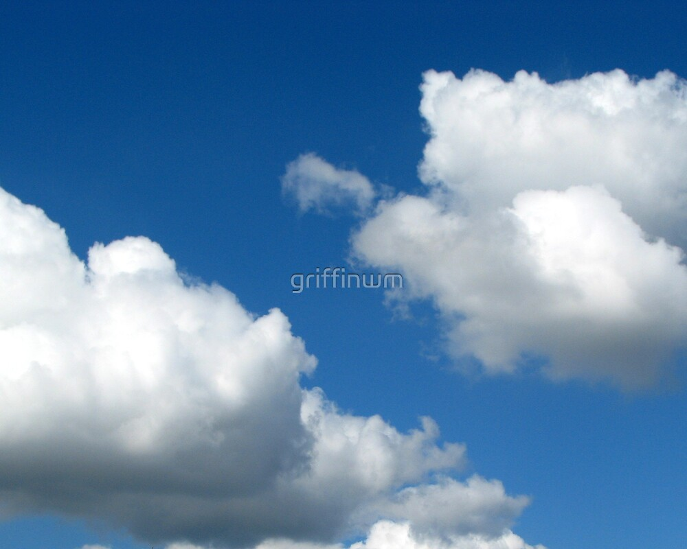 clouds... by griffinwm