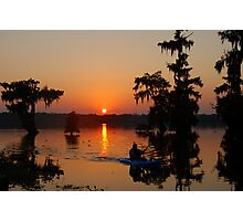 Day's End at Lake Martin Photographic Print