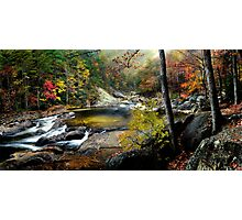 After the Rain at Wilson Creek  Photographic Print