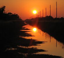 Sunset by Jared Thomas