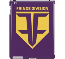 Fringe Division (Future Logo) iPad Case/Skin
