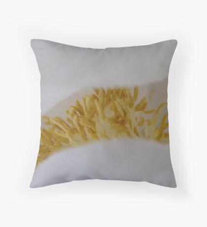 Peony Study Throw Pillow