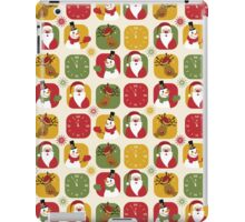Christmas Countdown Pattern iPad Case/Skin