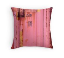 Forgotten Trade Throw Pillow