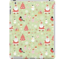 Cute Christmas Pattern iPad Case/Skin