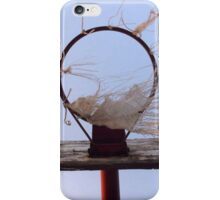 Old and ragged basket iPhone Case/Skin