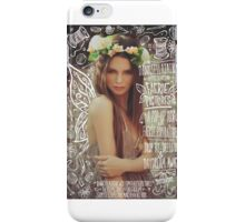 faeriepictures - the-dress-up-box iPhone Case/Skin