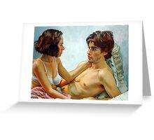 Lost In Love Greeting Card